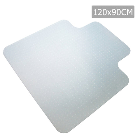 Carpet Floor Office Chair Mat Vinyl 1200 x 900mm