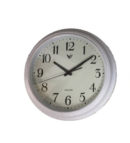 Classic & Gorgeous Plastic Wall Clock
