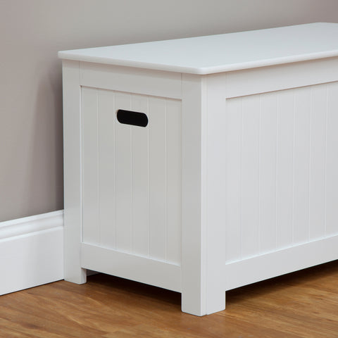 Carre Bathroom Storage Bench