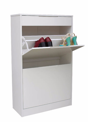 Adrianne Shoe Cabinet 2 Drawer Shoe 1 Drawer Accessories