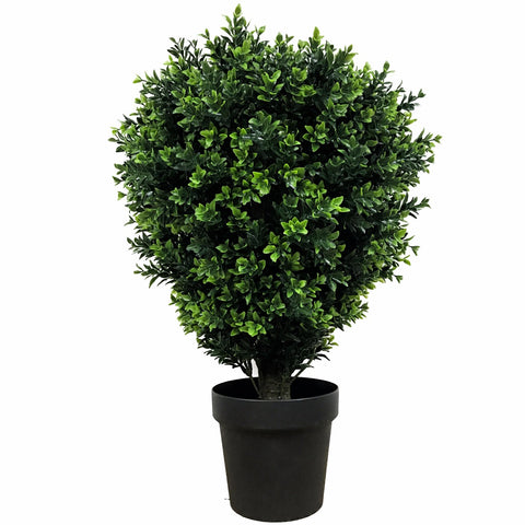 UV Resistant Artificial Topiary Shrub (Hedyotis) 60cm