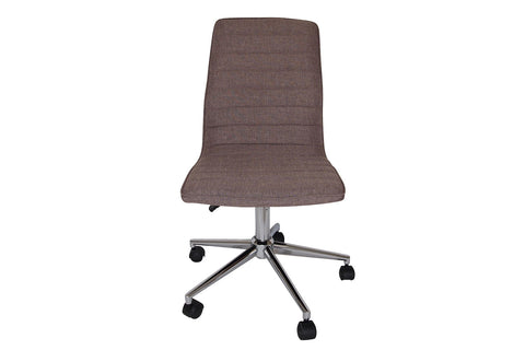 Austin Student Latte Fabric Office chair
