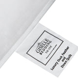 Giselle Bedding Single Size Light Weight Duck Down Quilt