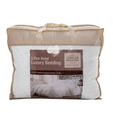 Duck Feathers Down Quilt w/ Bag Super King