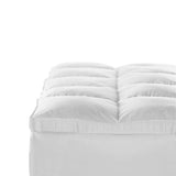 Goose Down & Feather Mattress Topper - Single