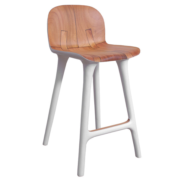 TAILORED BARSTOOL