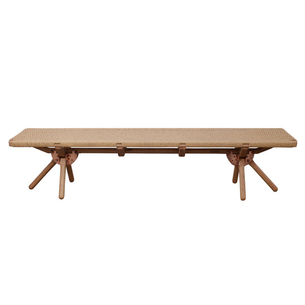 OMNI BENCH WOVEN TOP