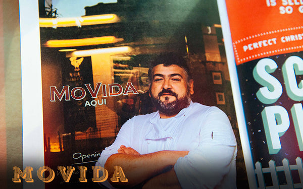 Movida Masterclass & Show - 9th Feb 2016