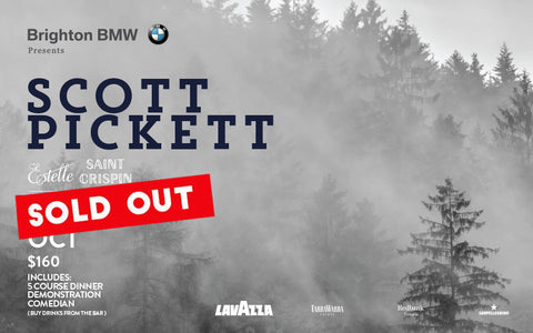 Scott Pickett Masterclass & Show - 18th Oct 2016