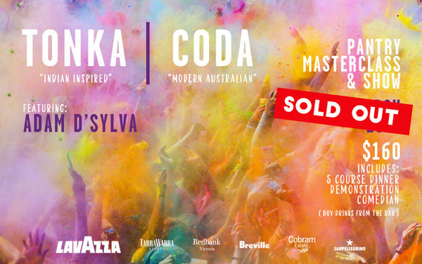 Tonka | Coda Masterclass & Show - 22 March 2016