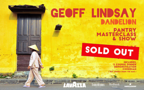 Geoff Lindsay Masterclass & Show 10th May 2016