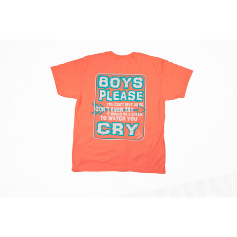 Youth Boys Please Short Sleeve TShirt