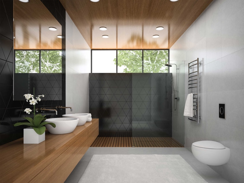 bathroom renovation process costs