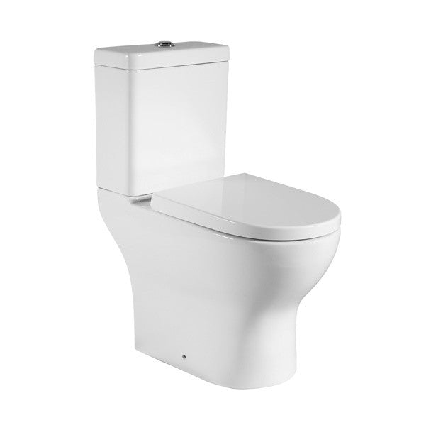 Bella Skew Pan Wall Faced Toilet Suite