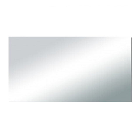 1500 x 800 x 6 mm Pencil Edge Mirror