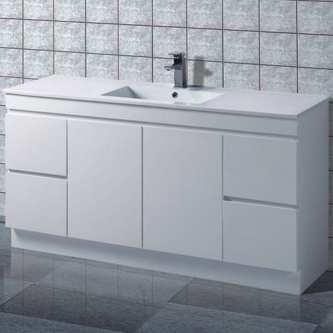 Noah 1500 mm Vanity on kickboard