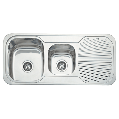 1080 x 480 x 170 mm Kitchen Sink