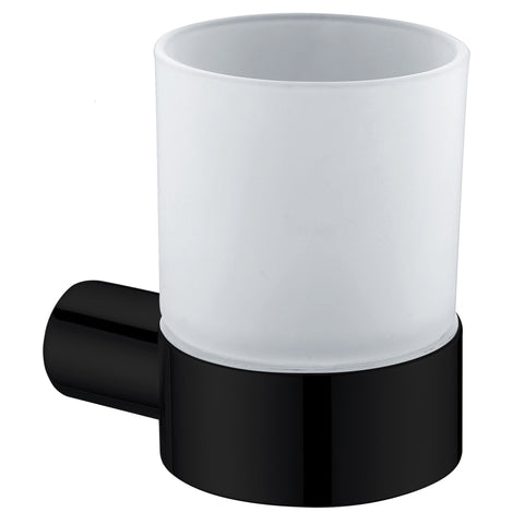 Heba Black Tumbler Holder