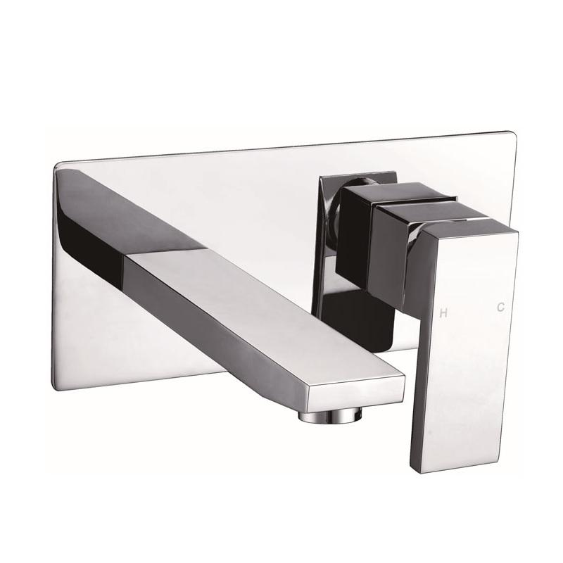 Messina Wall/Basin Combination Mixer