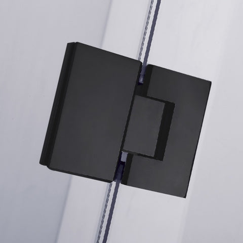 Gama Black Towel Rack 600mm