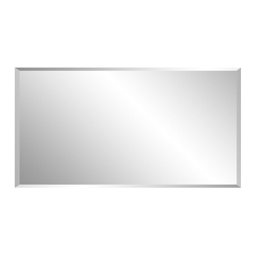 1500 x 800 mm Bevel Edge Mirror