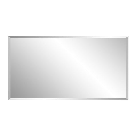 1500 x 800 x 6 mm Bevel Edge Mirror