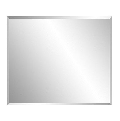 900 x 750 mm Bevel Edge Mirror
