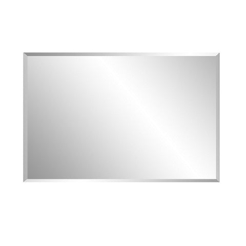 1200 x 800 x 6 mm Bevel Edge Mirror