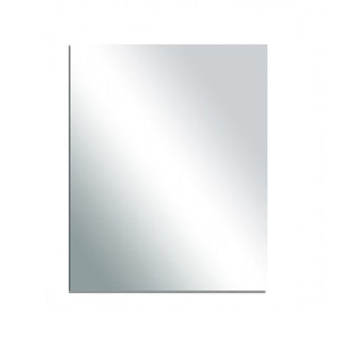 600 x 750 x 6 mm Pencil Edge Mirror