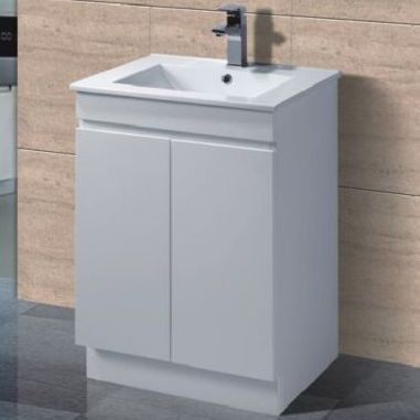Noah 600 mm Vanity on kickboard