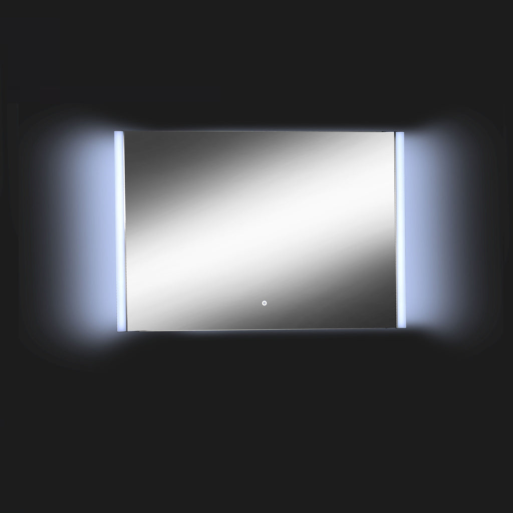 900 x 610 x 33 mm LED Mirror By Indulge