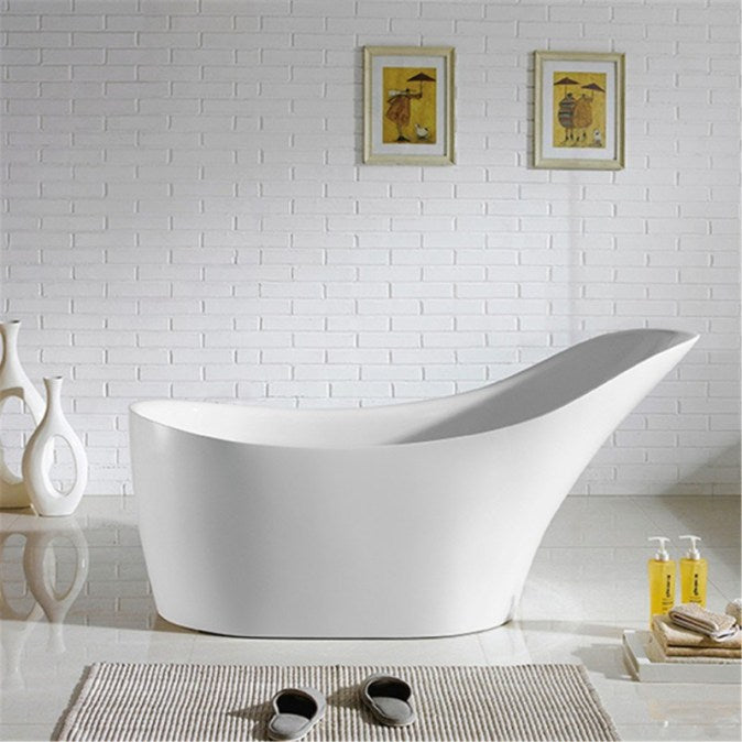 1700 Bevel Designer Freestanding Bath Tub