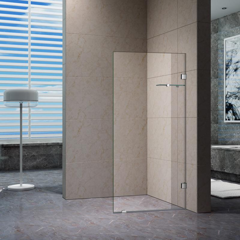 980 x 1450 mm Fixed Bath Screen