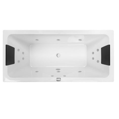 1525 x 765 x 440 mm Carina Spa Bath