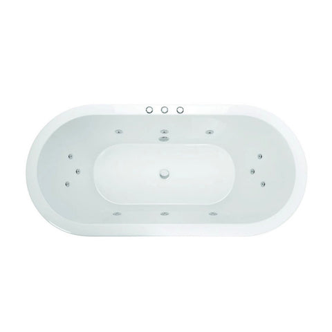 1800 x 845 x 485 mm Caval Spa Bath