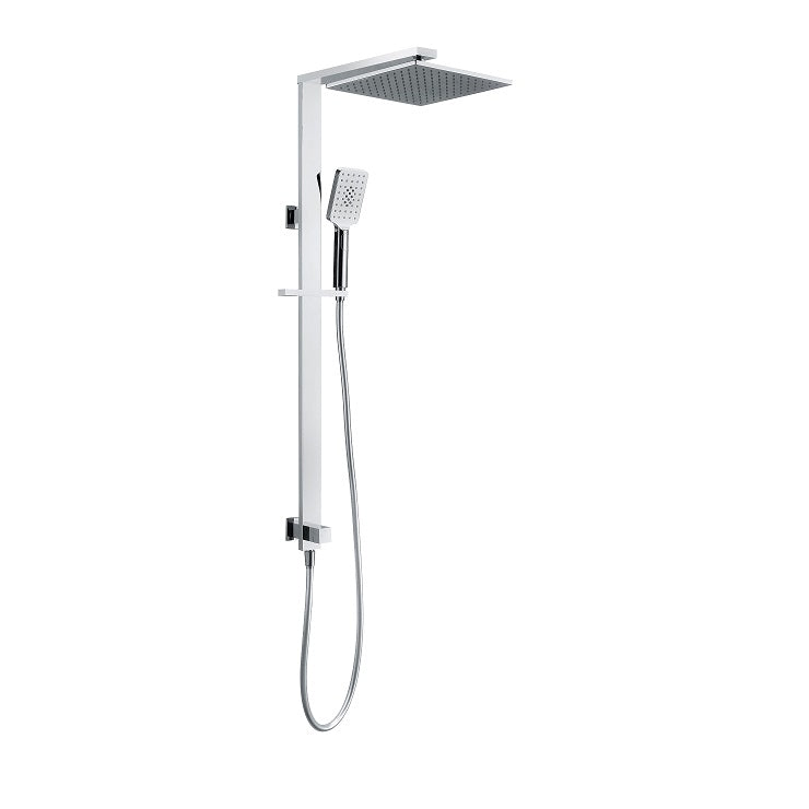 Luxury Grande Multifunction Shower Rail - Bottom Inlet