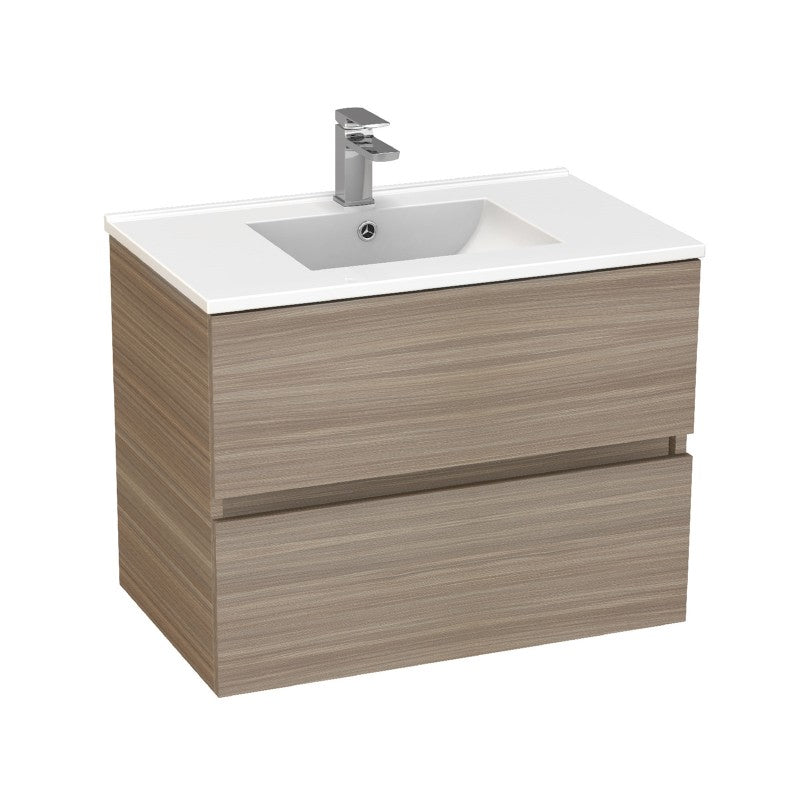 Stella Oak 750 Wall Hung Vanity