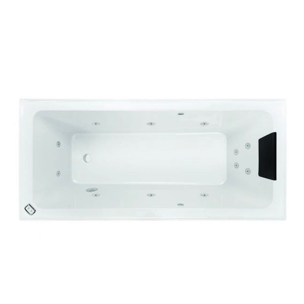 1520 x 765 x 450 mm Cortez Spa Bath