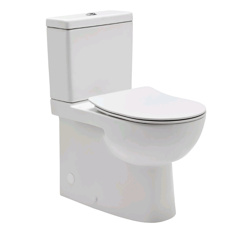 Toledo XTRA Ambulant Rimless Toilet Suite