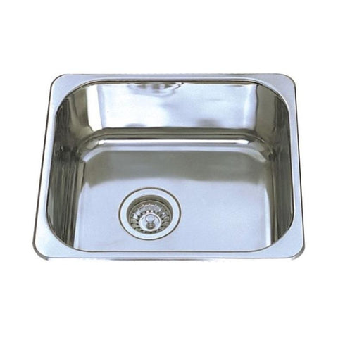 445 x 395 x 180 mm Kitchen Sink