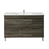 Berge 1200 mm Grey Oak Vanity
