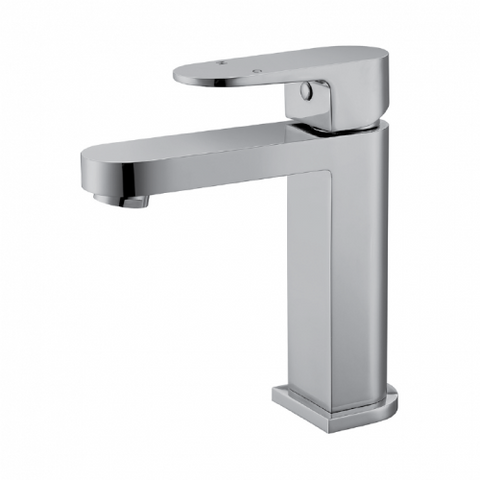 Eva Mini Chrome Basin Mixer