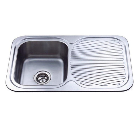 780 x 480 x 170 mm Kitchen Sink