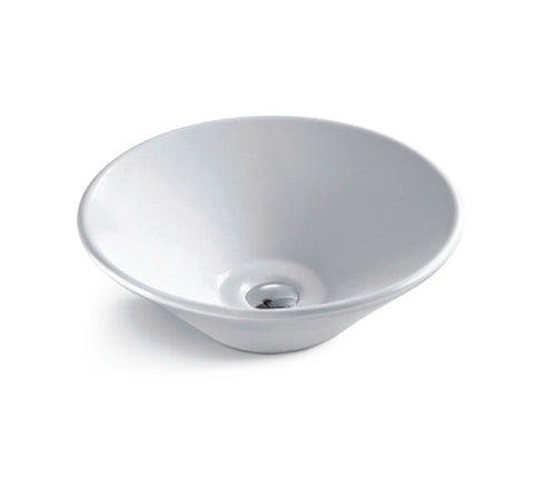 415 x 415 x 150 mm Above Counter Basin