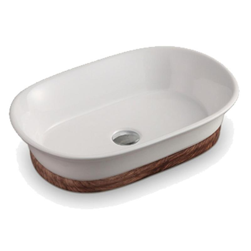 Life 56 Above Counter Basin 560 x 380 x 130mm