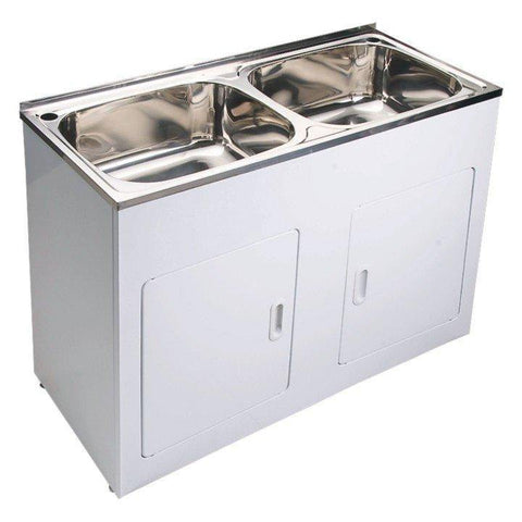 1160 x 500 x 890 mm Laundry Tub