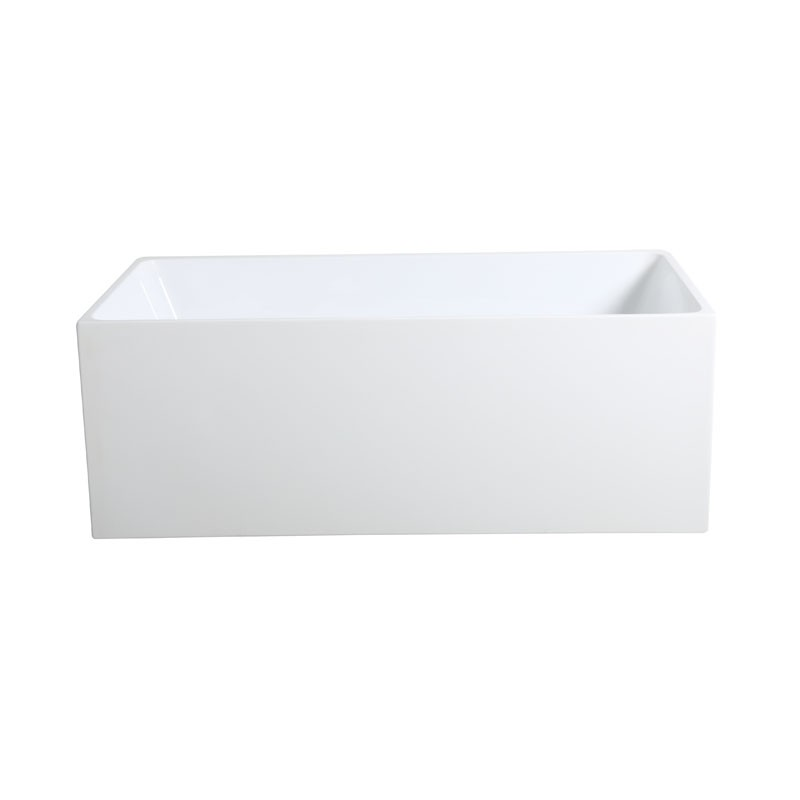 Theo 1500 Square Multi Fit Freestanding Bath Tub