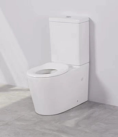600J Junior Wall Faced Toilet Suite
