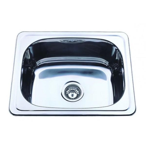 555 x 445 x 200 mm Kitchen Sink