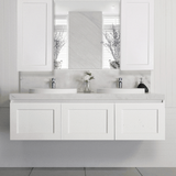 White London 1800 mm Wall Hung Vanity